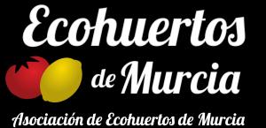 este es el logo elegido para la asociación ecohuertos de Murcia.